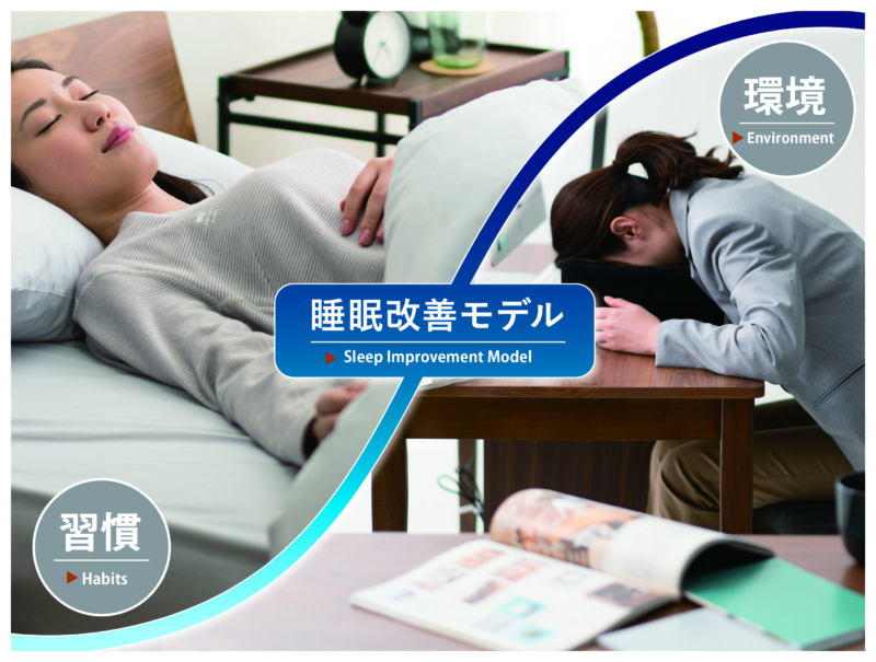 従業員の健康管理サービスを提供する株式会社iCAREと睡眠分野において業務提携